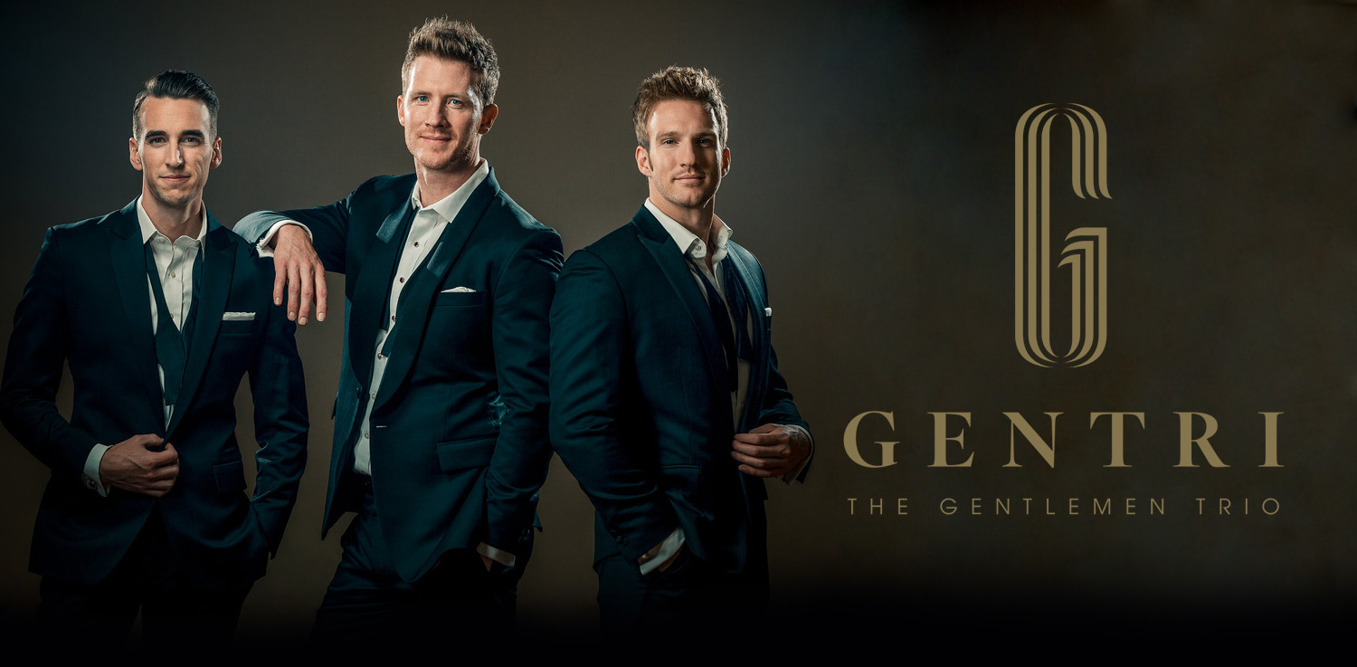 GENTRI The Gentlemen Trio